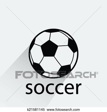 Fussball Symbol Clipart