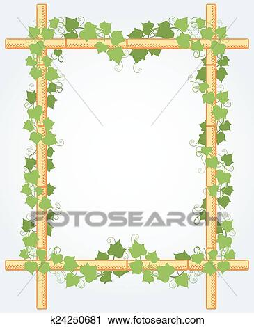 Border Ivy Stock Illustrations – 1,621 Border Ivy Stock Illustrations,  Vectors & Clipart - Dreamstime