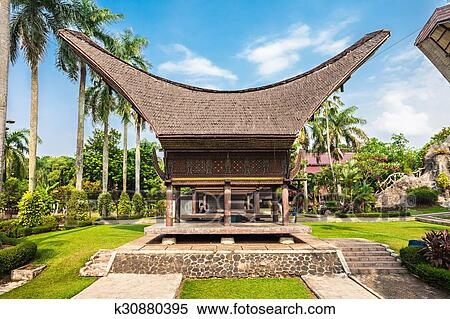 Stock Image Of Taman Mini Indonesia K30880395 Search Stock Photos
