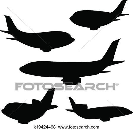 Clip art cartone animato jet k19424468 cerca clipart poster