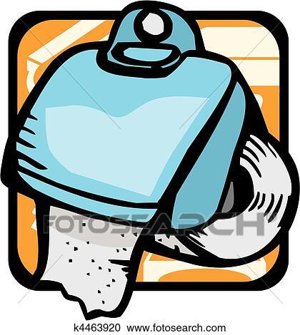 Clipart - badezimmer k4463920 - Suche Clip Art, Illustration ...