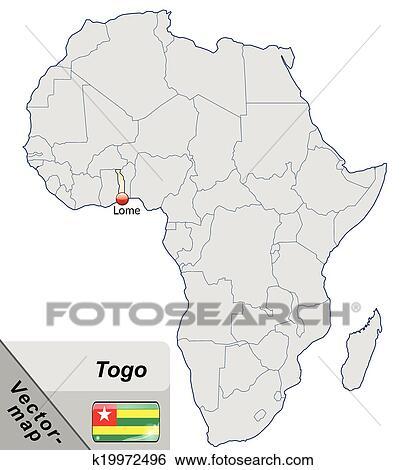 Map of togo Clip Art   k19972496   Fotosearch Togo Map on rwanda map, africa map, ghana map, sierra leone map, angola map, malawi map, libya map, switzerland map, benin map, kenya map, sudan map, tunisia map, sweden map, tonga map, uganda map, morocco map, egypt map, zimbabwe map, madagascar map, algeria map, usa map, burkina faso map, chad map, comoros map, mali map, nigeria map, niger map, senegal map, guadeloupe map, congo map, namibia map, mozambique map, bahrain map, ethiopia map,