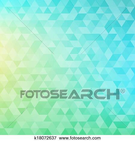 摘要 几何学 背景剪贴画 K Fotosearch