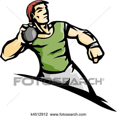clipart of track field k4512912 search clip art illustration rh fotosearch com track and field clipart pictures track and field clipart pictures you can buy