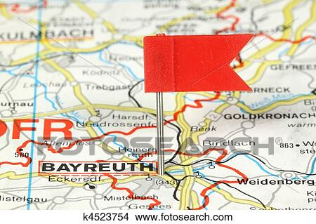 Stock Photo Of Bayreuth K4523754 Search Stock Images Mural
