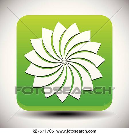 Clipart Icone A Lotus Fleur Silhouette Simple Mandala