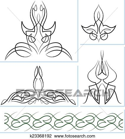 Vector Pinstripes Clipart Black And White Download - Pinstripe Png - Free  Transparent PNG Clipart Images Download