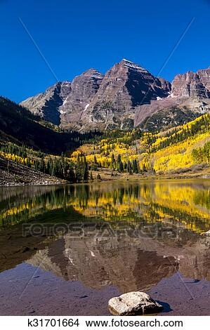 Morning At Maroon Bells Aspen Co Picture K31701664