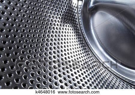 Relativ Waschmaschine, trommel, hintergrund Stock Fotograf | k4648016 GD01