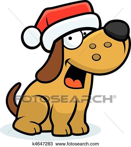 Bilder Weihnachten Clipart.Weihnachten Hund Clipart
