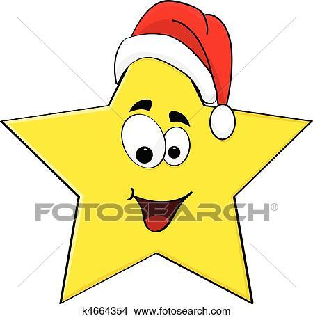 Christmas Star Images Clip Art.Christmas Star Clipart