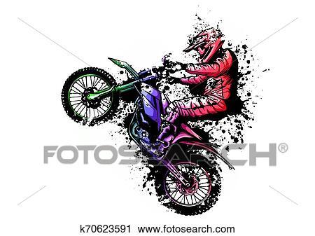 Motocross Motorcycle Helmets Car Honda Logo, motor bike couple transparent  background PNG clipart | HiClipart
