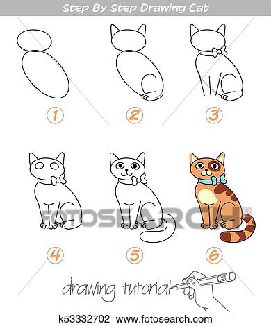 Picture Of Line Drawing Cats - ClipArt Best   Lucky cat tattoo, Simple line  drawings, Simple cat drawing
