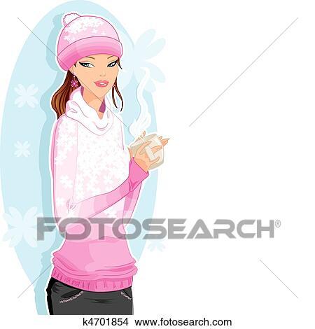 Heißes Bild für Mädchen