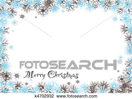 White Christmas Snow Background.Merry Christmas Snow Blind Clipart