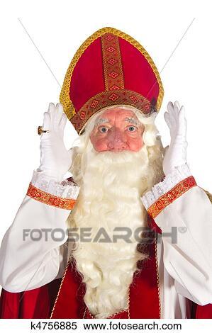 7698e5f278543 Stock Image of Dutch Sinterklaas k4756885 - Search Stock Photos ...
