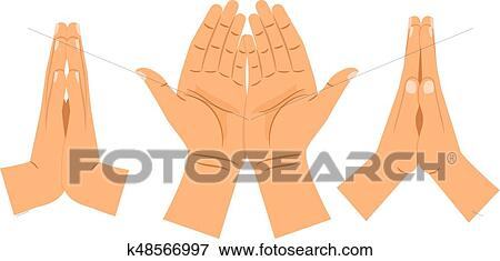clasped hands clipart - Clip Art Library