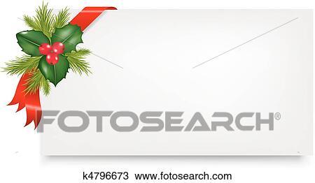Gift tag clip art christmas