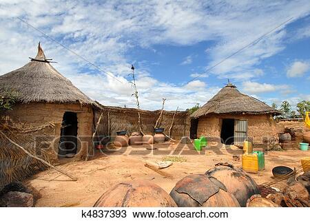 African village Nude Photos 75