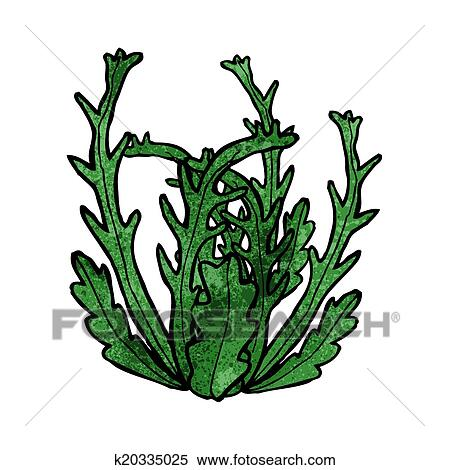 clipart of cartoon seaweed k20335025 search clip art illustration rh fotosearch com seaweed clipart free seaweed clipart gif