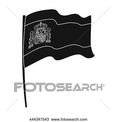 ab022f7b90147 Dibujo - bandera