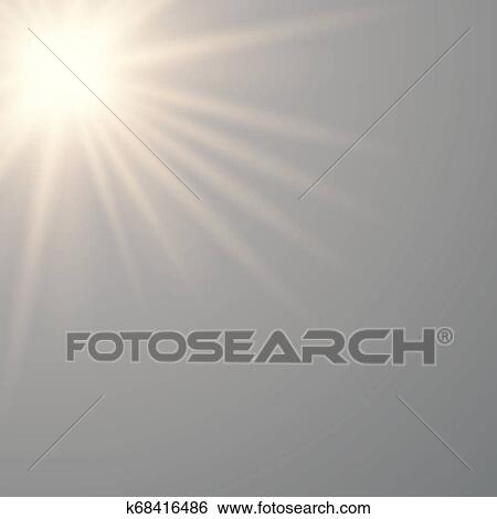 Vector Transparent Sunlight Special Lens Flash Light Effect.front.. Royalty  Free Cliparts, Vectors, And Stock Illustration. Image 121277430.