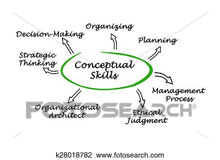 conceptual and decision making skills