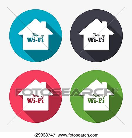 Wifi Symbol – There is a reasonable wifi symbol in unicode, u+1f4f6, antenna with bars. it's been in unicode since 2010, was later retroactively declared an emoji.