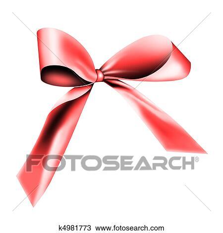 dessin ruban rouge pour a cadeau k4981773 recherchez des cliparts des illustrations et. Black Bedroom Furniture Sets. Home Design Ideas