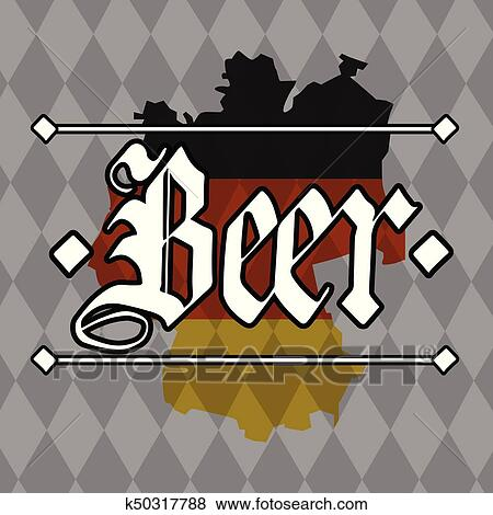 Oktoberfest Beer Festival Holiday Decoration Banner Clip ...