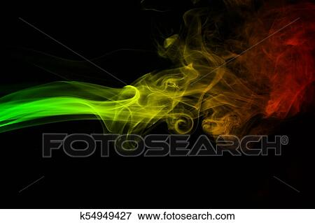 fahne gelb rot grün