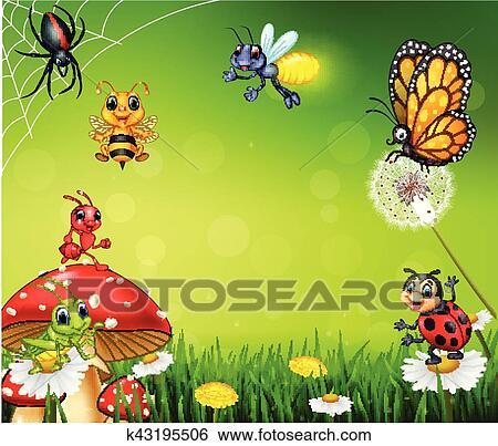 Il mondo degli insetti al cinema al cinema con i nostri