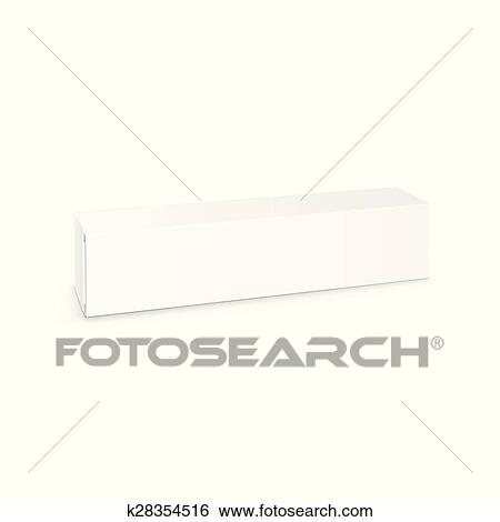 Toothpaste Box Vector