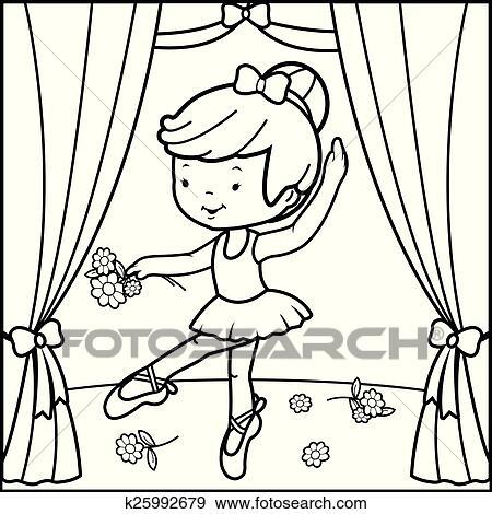 Free Ballerina Zeichnung, Download Free #1304590 - PNG Images - PNGio | 470x450
