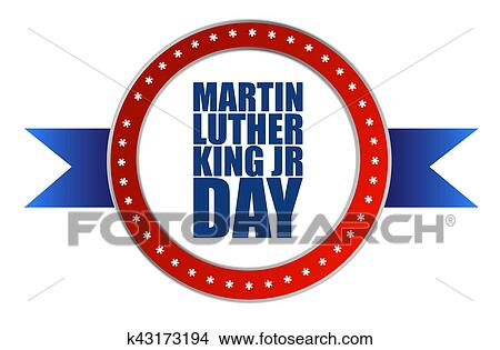 drawings of martin luther king jr day seal sign k43173194 search