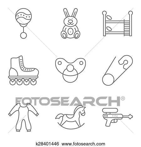 Clip Art - bebé cda5c079413e
