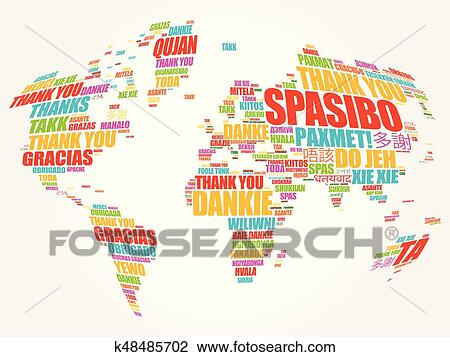 世界 の ありがとう の 言葉