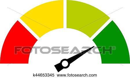 Clipart - geschwindigkeit, meter, symbol k44653345 - Suche Clip Art ...
