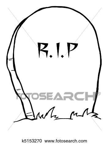 Clipart pierre tombale k5153270 recherchez des clip arts des illustrations des dessins et - Pierre tombale dessin ...