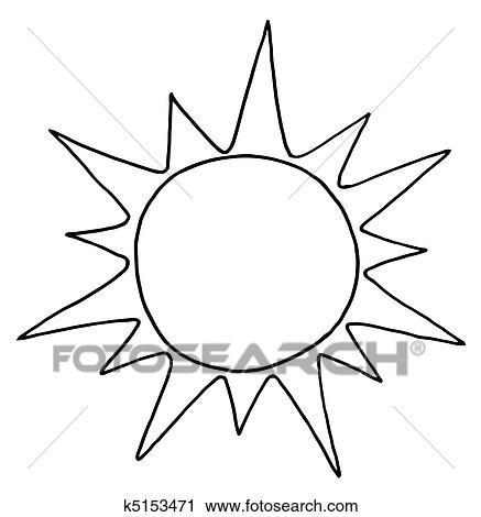 clipart of sun k5153471 search clip art illustration murals Car Clip Art clipart sun fotosearch search clip art illustration murals drawings and vector
