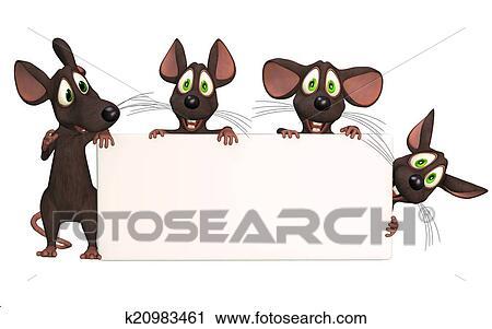 Caccia grigia del gatto sul topo animale domestico con gli occhi