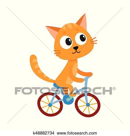 Clipart carino poco gatto gattino carattere for Gatto clipart