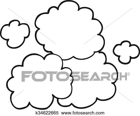 smoking clipart black and white