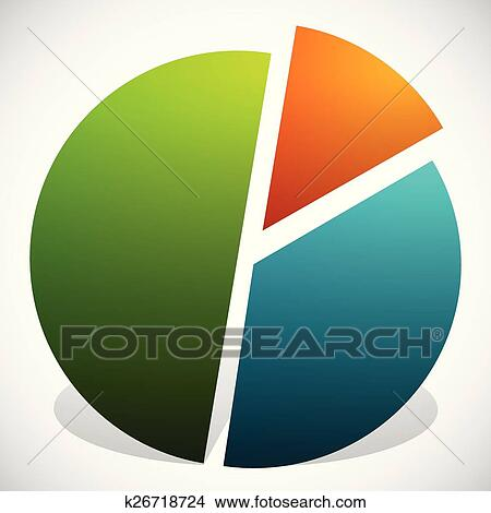 Clipart Of Pie Chart Vector Graphics Pie Chart Pie Graph Element