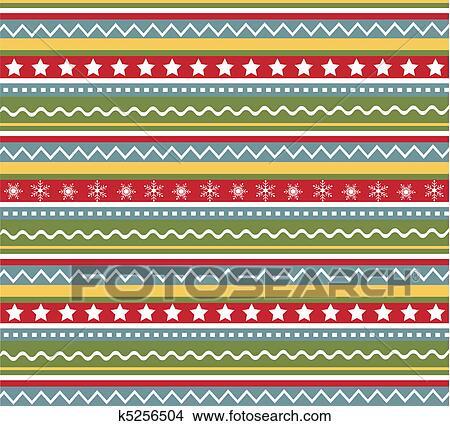 Christmas Texture.Seamless Patterns Christmas Texture Clipart