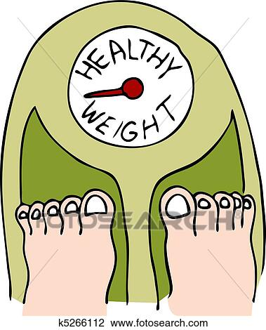 clipart of healthy weight k5266112 search clip art illustration rh fotosearch com weight loss clip art free weight loss clip art free