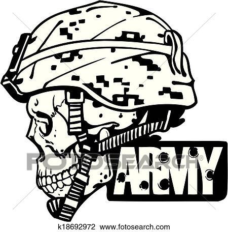 私達軍隊 軍 デザイン ベクトル Illustration クリップアート
