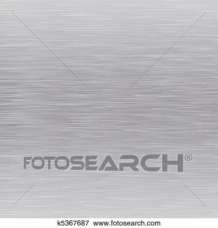 clip art of brushed metal template background eps 8 k5367687