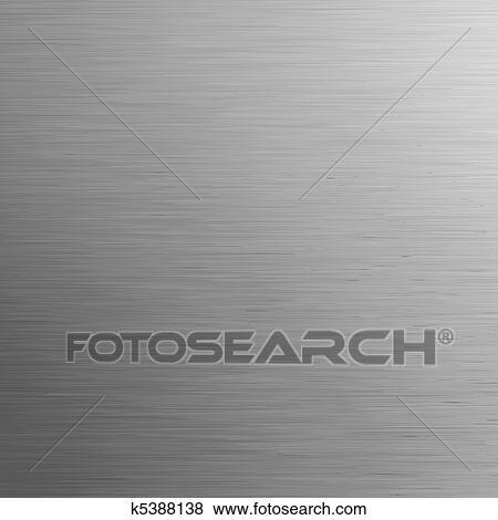 clip art of brushed metal template background eps 8 k5388138