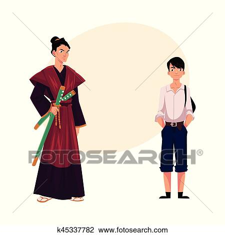 Japanese People Woman Clip Art Illustration, PNG, 744x700px, Japan, Art,  Artwork, Clothing, Family Download Free